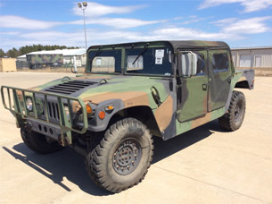 Military Vehicles For Sale >> Humvees Government Military Surplus For Sale Govplanet